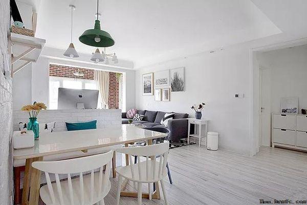 今年最流行的装修风格,北欧风格了解一下【家装知识】